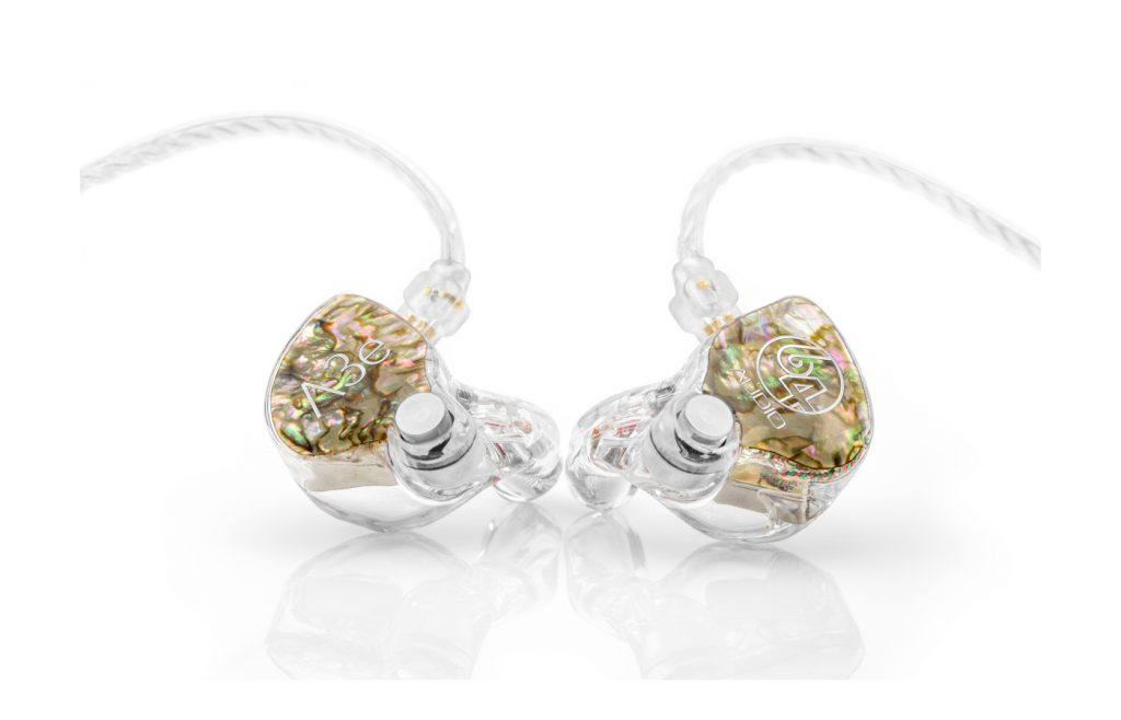 64 Audio Now Shipping Three All-New Custom In-Ear Monitors