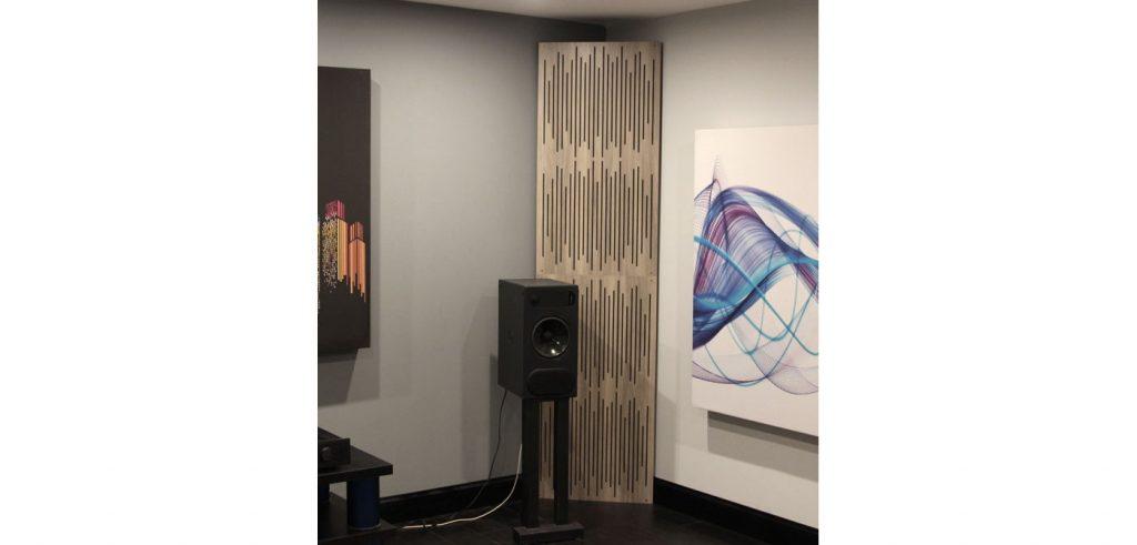 GIK Acoustics Introduces Impression Series Corner Bass Trap