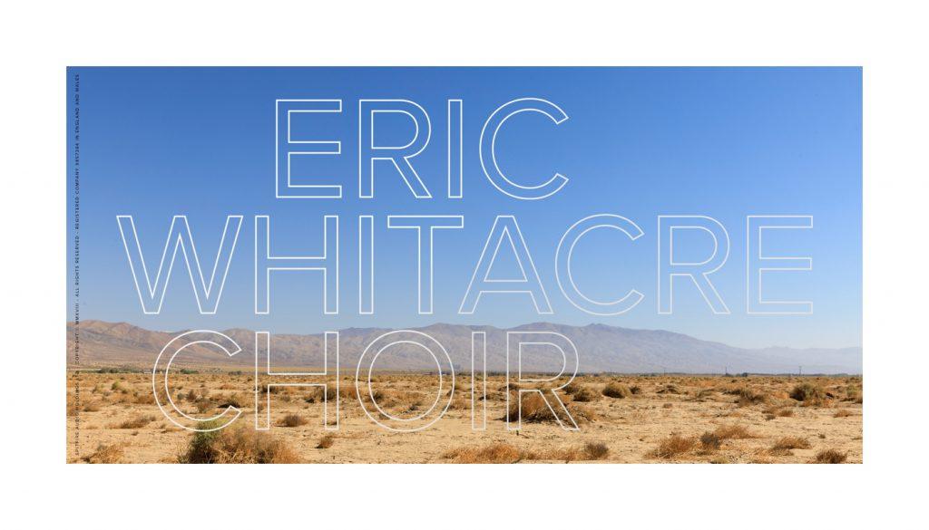 Spitfire Audio Announces ERIC WHITACRE CHOIR