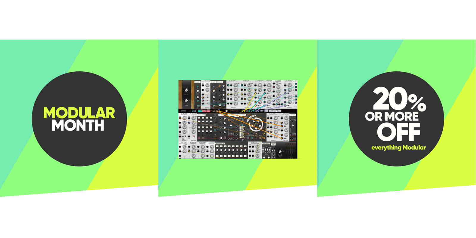 Softube Modular Month Continues With Discounts On 4ms Modules