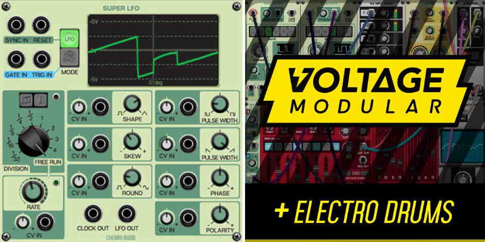 Cherry Audio Offers New Module And Special Sale For Voltage Modular