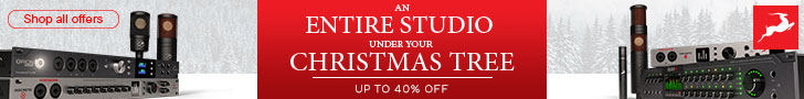 Antelope Holiday Sale