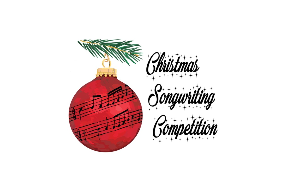 3rd Annual Christmas Songwriting Competition Kicks Off