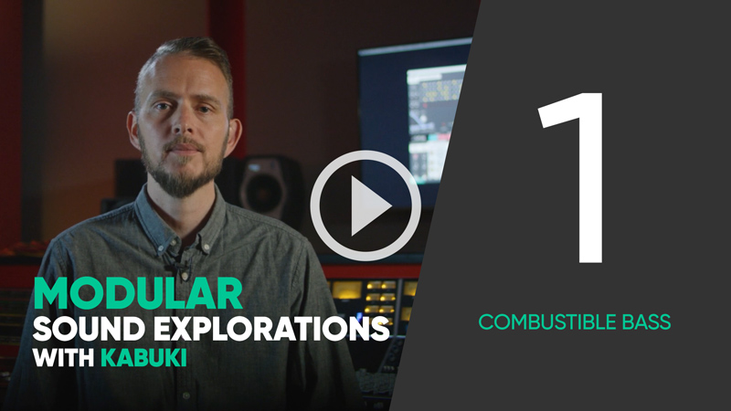 Softube Modular Sound Explorations 1