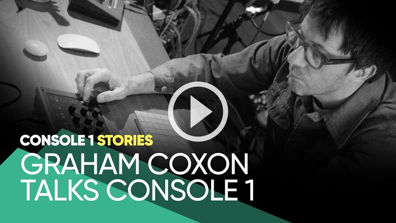 Graham Coxon Talks Console 1