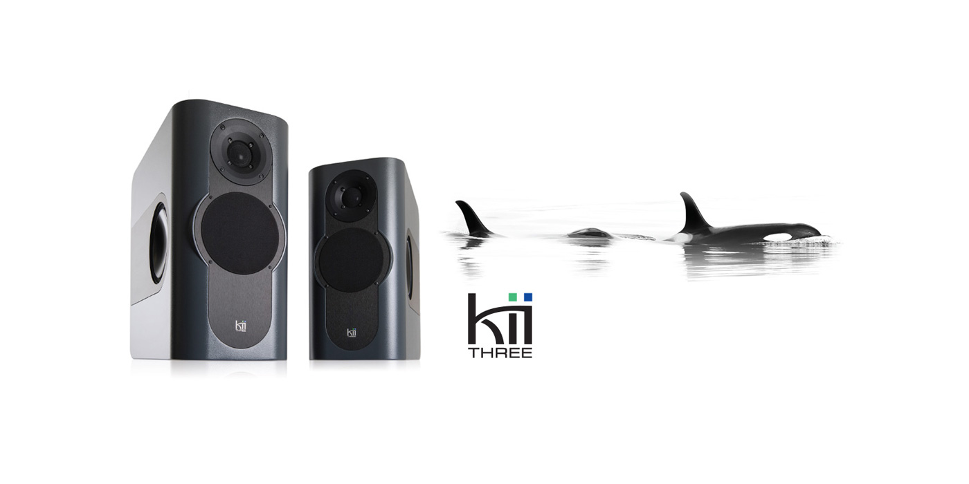Kii Audio THREE Studio Monitors