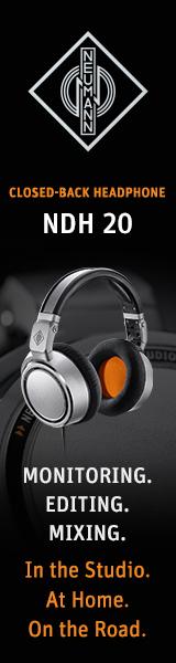 Neumann NDH20 Headphones 160×600