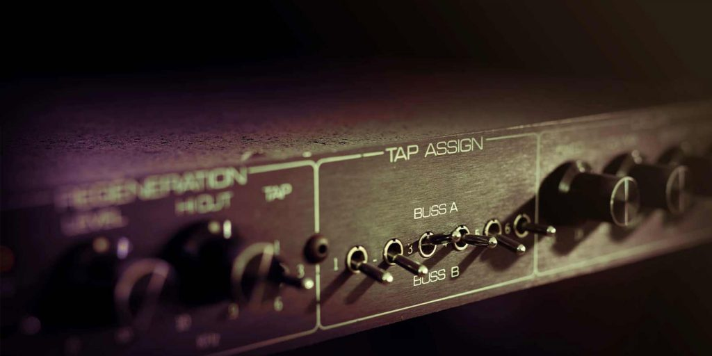 Universal Audio A/DA STD-1 Stereo Tapped Delay for UAD-2