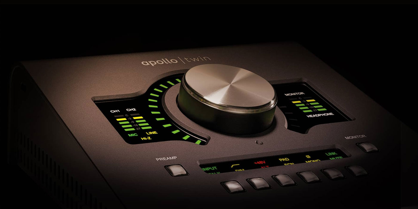 Recording Magazine Review: Universal Audio Apollo Twin MkII