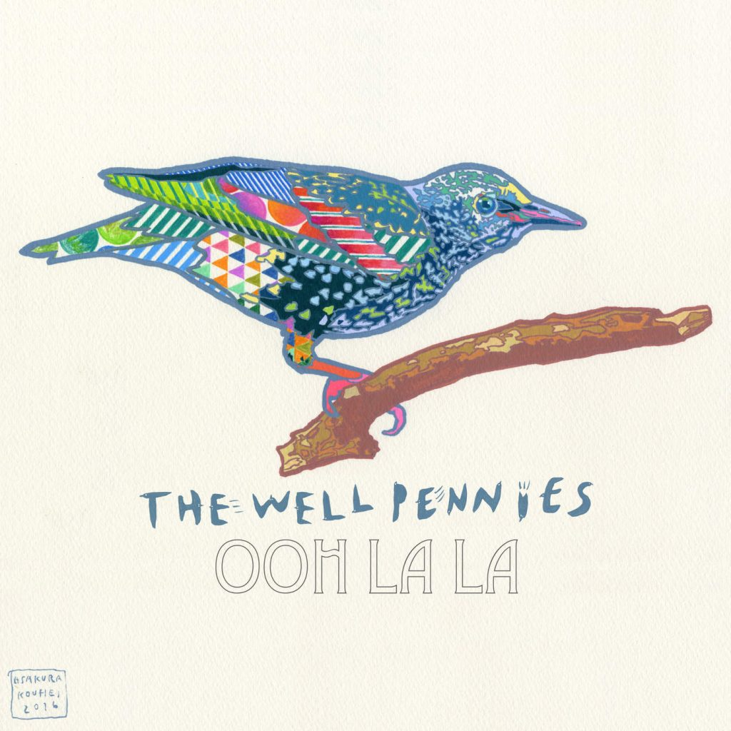 The Wallpennies-Ooh La La