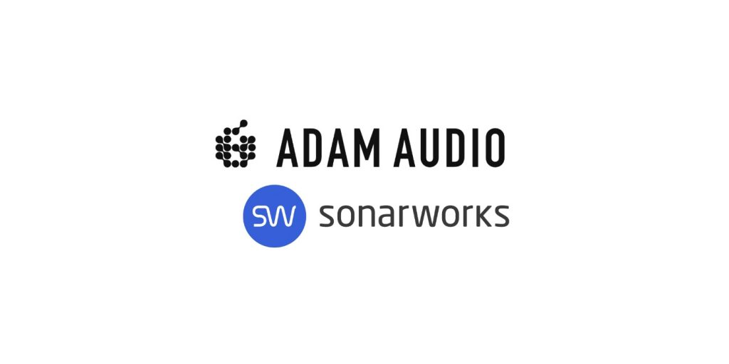 ADAM Audio and Sonarworks Join Forces to Deliver Reference Sound