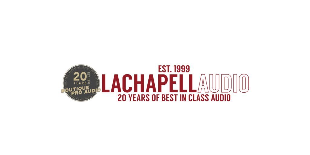 Lachapell Audio Celebrates Twenty Years
