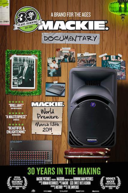 Mackie 30 years Movie Poster