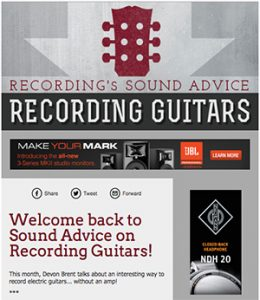 Sound Advice Guitars Sample