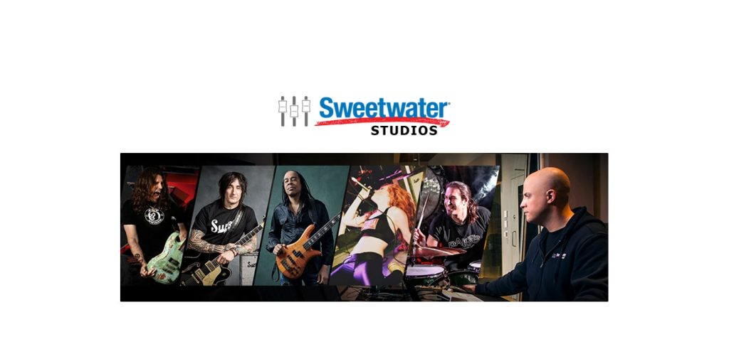 Sweetwater Studios to Host Recording Master Class Featuring Don't Feed The Animals
