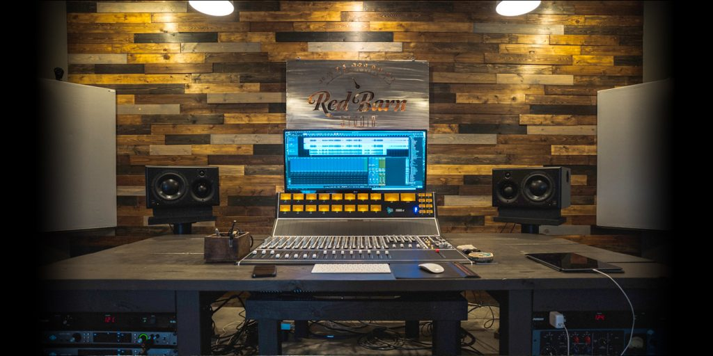 API 1608 II at Red Barn Studio
