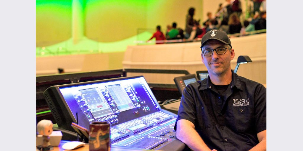 Allen & Heath at San Luis Obispo Performing Arts Center