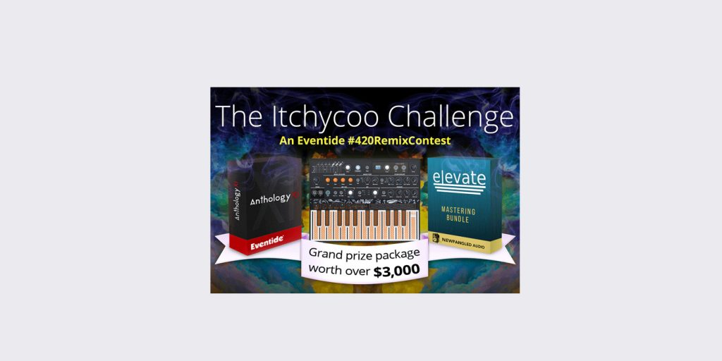 Eventide Itchycoo Challenge