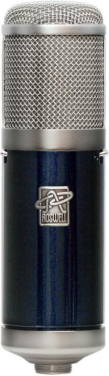 Roswell Pro Audio Delphos II Studio Condensor Microphone