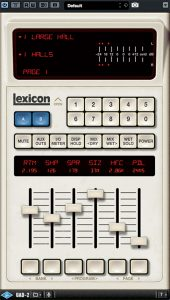 UAD-2 Lexicon