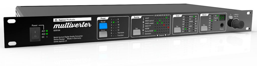 Appsys Pro Audio Multiverter