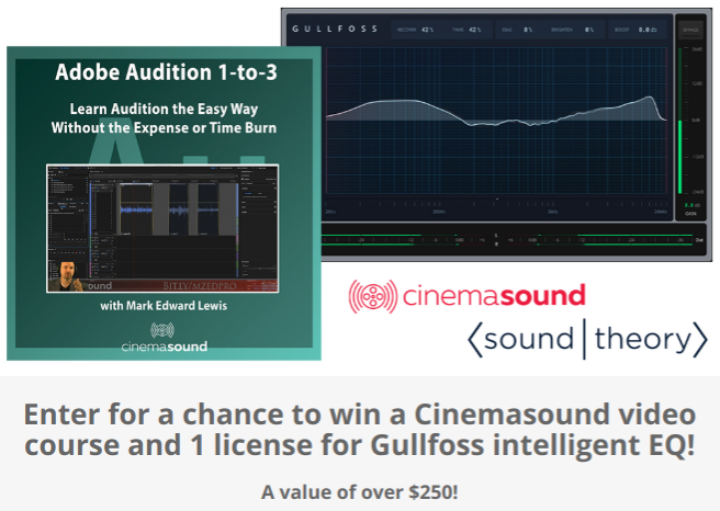 Cinema Soundtheory Giveaway