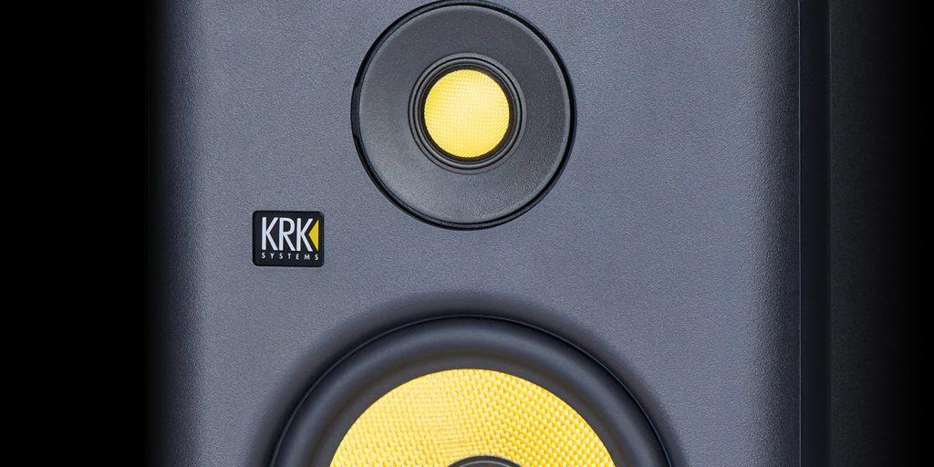 KRK ROKIT 5 G4 Studio Monitor