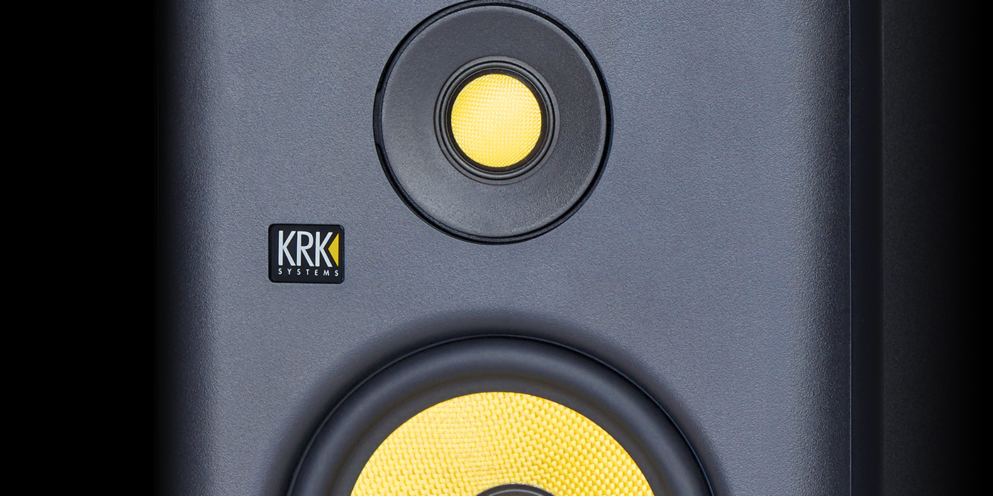 recording magazine gear review krk rokit 5 g4 studio monitor. Black Bedroom Furniture Sets. Home Design Ideas