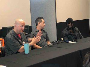 Sweetwater Studios Gearfest Panel