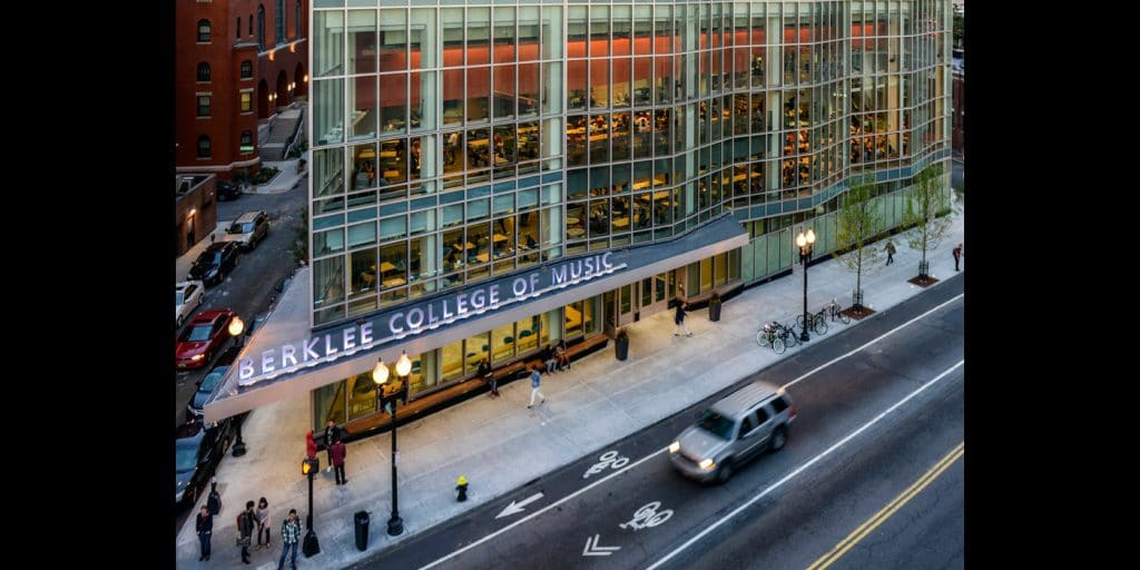 Berklee Teams Up With Steinberg
