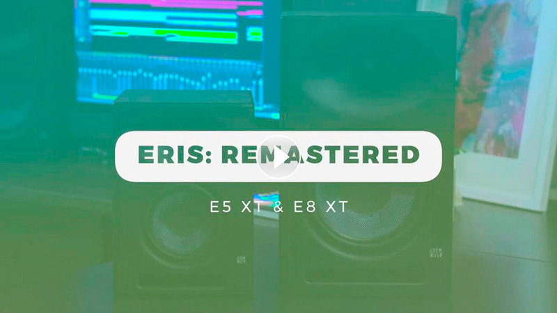 Eris: Remastered Video