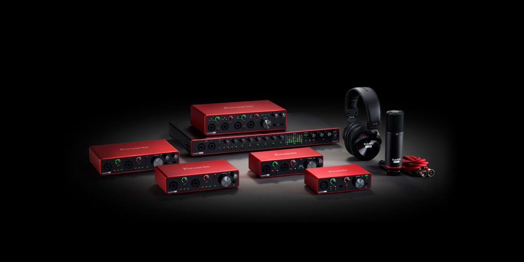 Focusrite 3rd Generation Feature