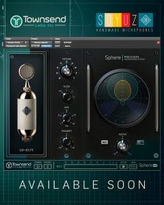 Soyuz Townsend Labs Sphere Plug-in Screenshot