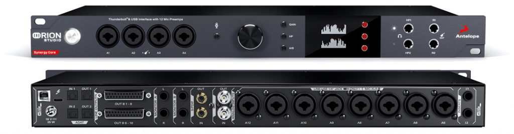 Antelope Audio Orion Studio Synergy Core