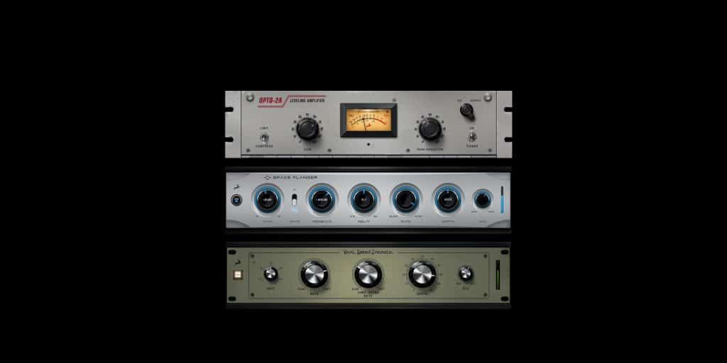 Antelope Audio 3 New Synergy Core Effects