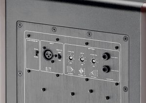 Focal Trio11 Be back panel