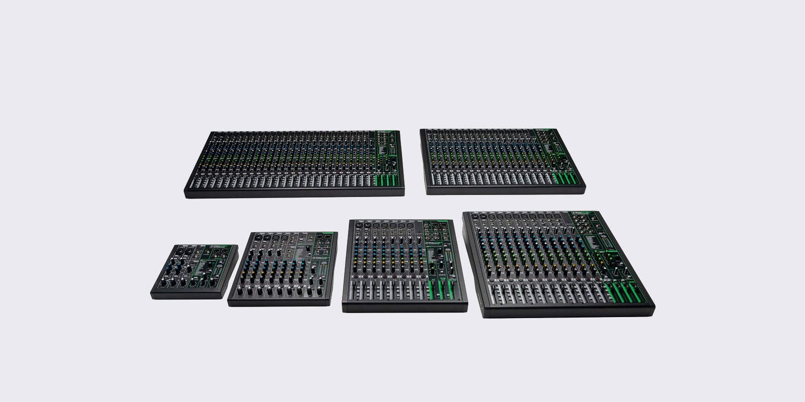 Mackie Elevates ProFX Series with Professional Upgrades