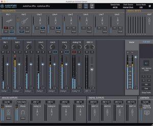 Arturia Audiofuse 8Pre app