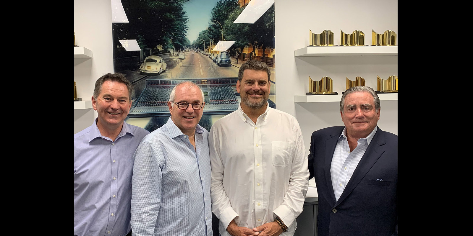 Group One Ltd Partners With Solid State Logic