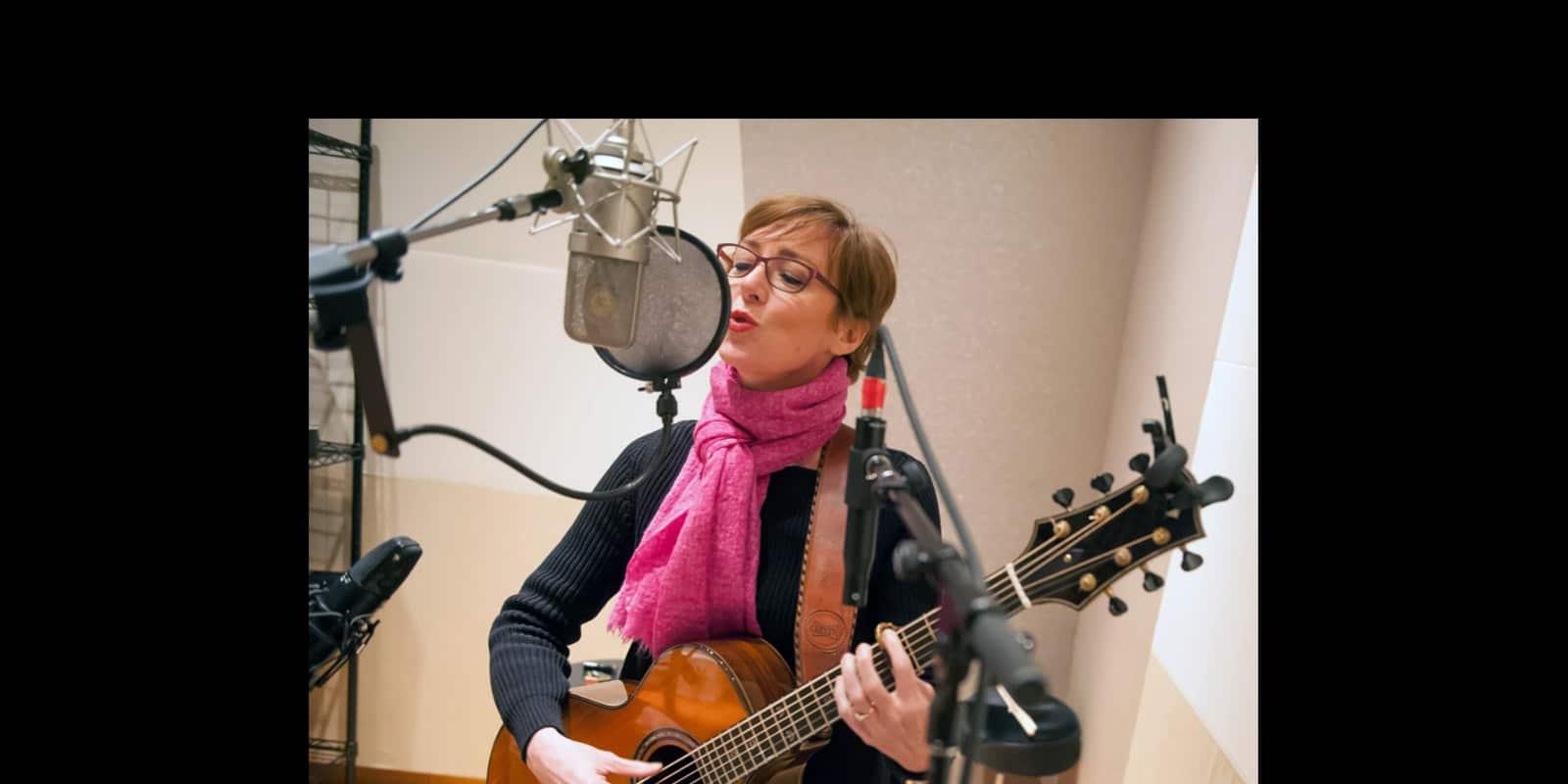 Sweetwater Studio Recording Master Class Jonatha Brooke