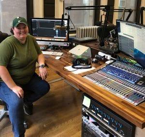 CRAS-Graduate-RomaPatterson Owner of DNR Studios 2019