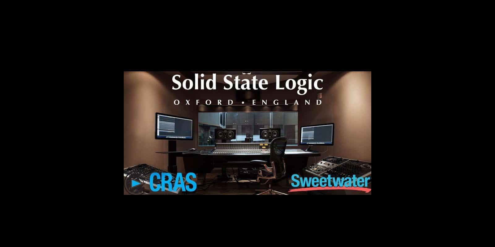 CRAS Hosts an Evening with Legendary Pro Audio Console Manufacturer SSL