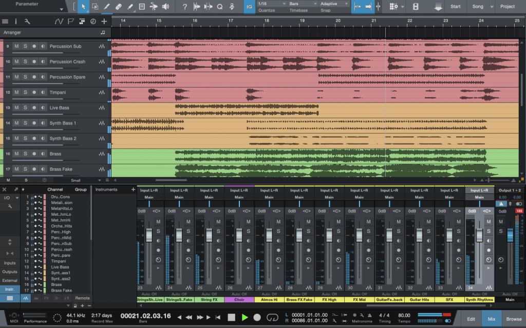 PreSonus Studio One 4