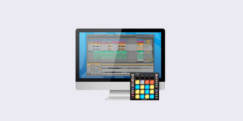 PreSonus ATOM and Ableton Live Form World-Class Performance Setup