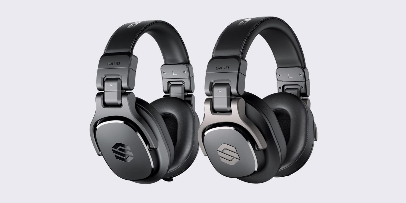 Sterling S400 and S450 Professional Studio Headphones