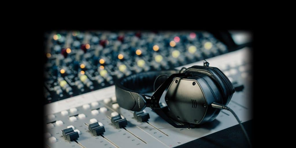 V-MODA M-200 Professional Studio Headphones