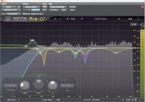 FabfilterProQ3-Fully Load EQ MS-Dynamics