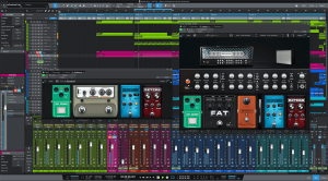 PreSonus Studio One 4.6 mix
