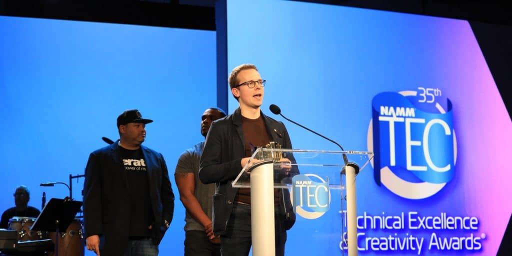 SSL Fusion TEC Award 2020